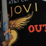 Bon Jovi Wall Wrap