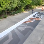 Spurs Playoff 2012 - Tony Parker Large Banner