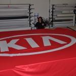 Kia Large Banners