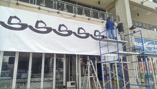 Design, Non-Iluminated Sign, Sign Fabrication, Print, Production