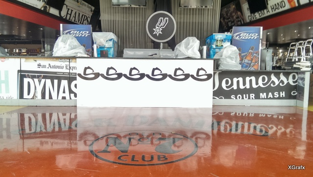 Jack Daniels - Rodeo Sign